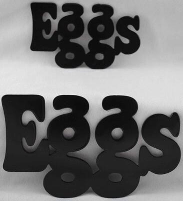 Eggs, Metal Words