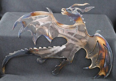 Metal Flying Dragon