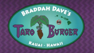 Braddah Dave's Taro Patties