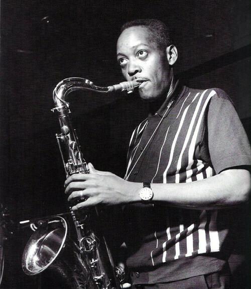 Sonny Stitt - Tenor Saxophone