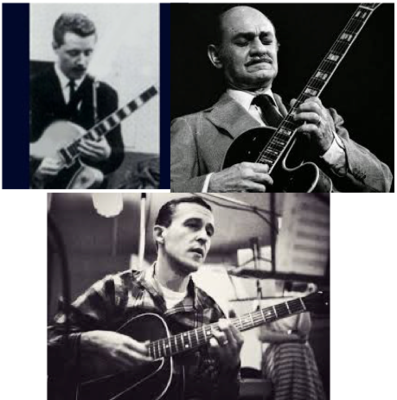 THE ART OF MODERN JAZZ GUITAR JOE PASS/JIMMY RANEY/BILLY BEAN