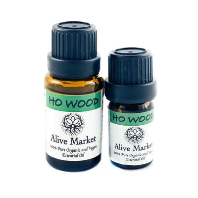 Ho Wood Organic Essential Oil