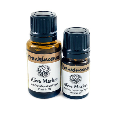 Frankincense Organic Essential Oil