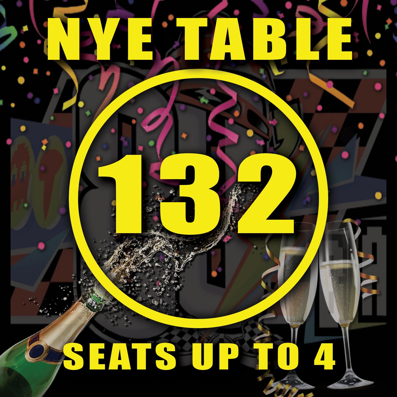 Main Floor Table 132