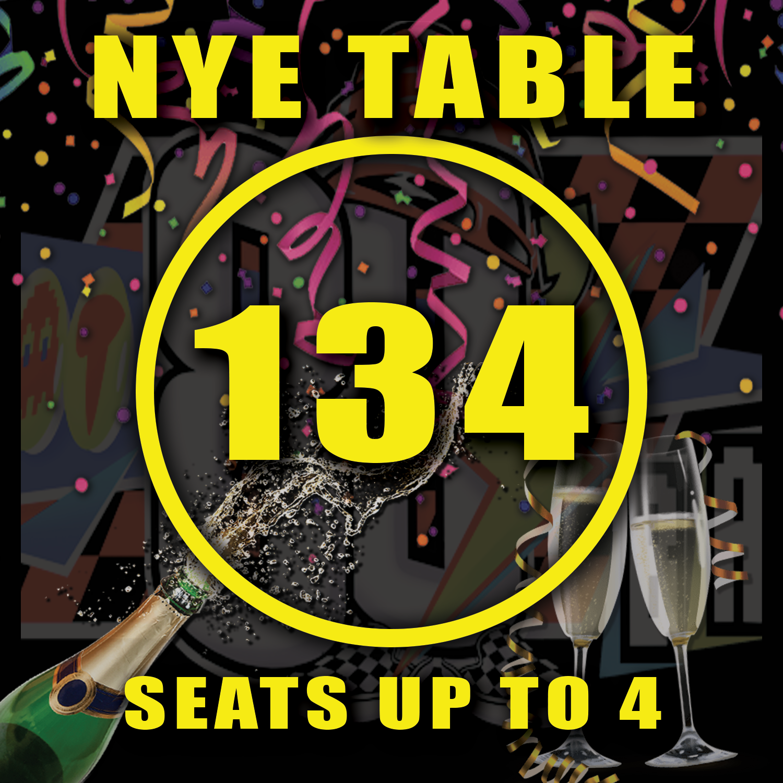 Main Floor Table 134