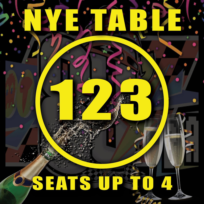 Main Floor Table 123