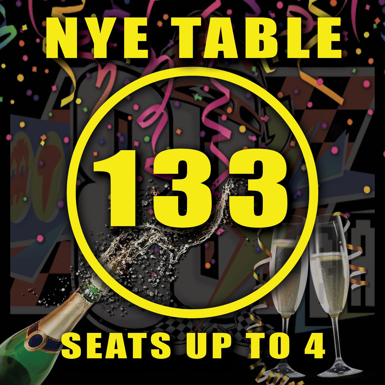 Main Floor Table 133