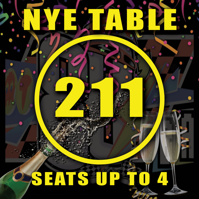 Main Floor Table 211