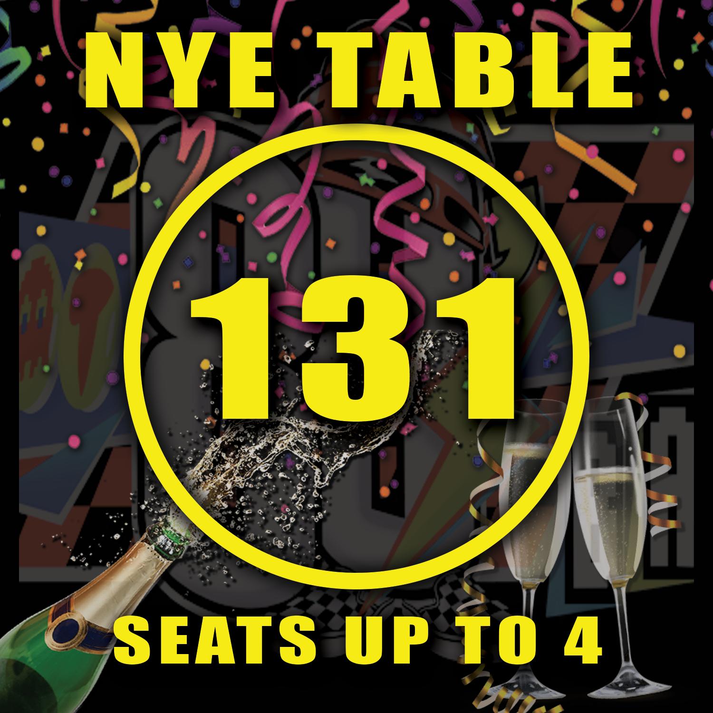 Main Floor Table 131