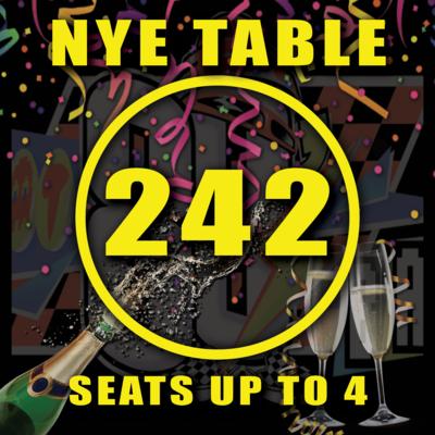 Main Floor Table 242