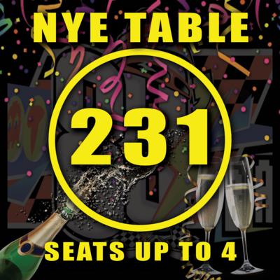 Main Floor Table 231