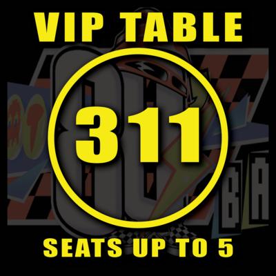 VIP TABLE 311