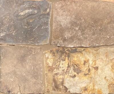 DACO - Mt Ashlar/Mineral Suede