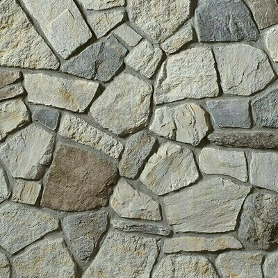 CULTURED - Old Country Fieldstone -