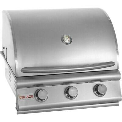 "BLAZE 25"" 3-Burner Gas Grill"