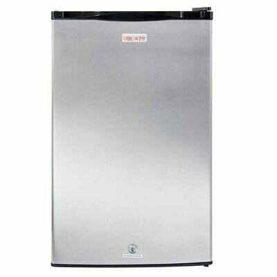 BLAZE 4.5 CU. FT. Stainless Refrigerator