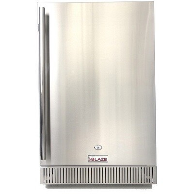 BLAZE 4.1 CU. FT. Outdoor Stainless Compact Refrigerator