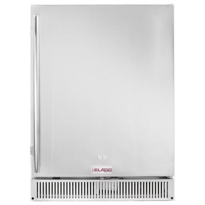 BLAZE 5.2 CU. FT. Stainless Refrigerator