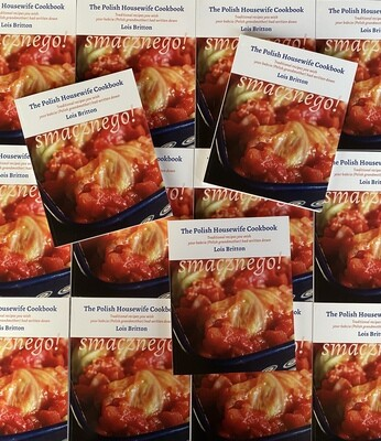 The Polish Housewife Cookbook