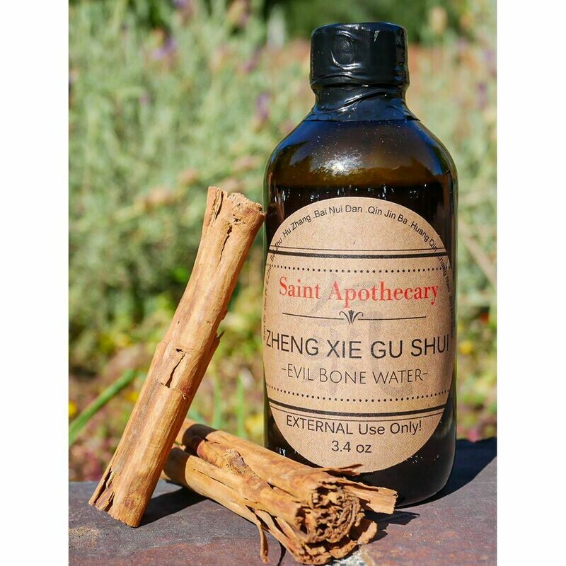 Evil Bone Water (Zheng Gu Shui) 3.4oz