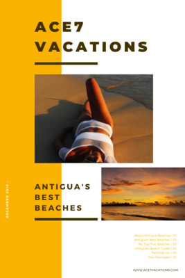 Antigua's Best Beaches