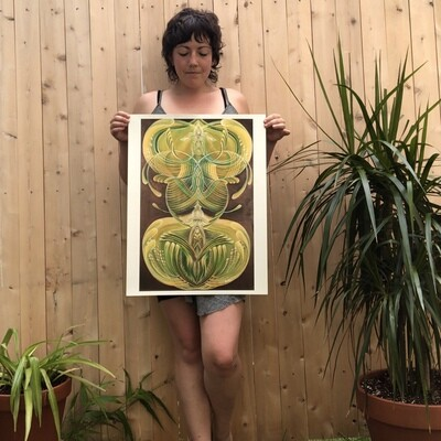 Ecstasy Giclee Prints