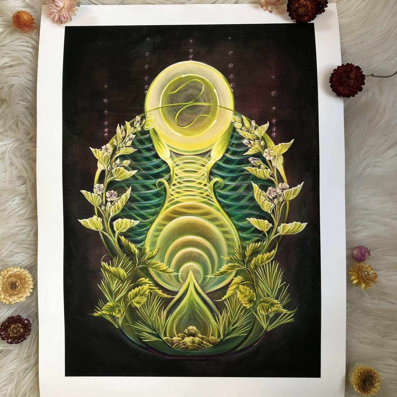 Resiliessence Giclee Prints