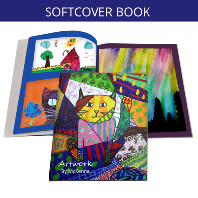Soft Cover Book - Artwork Emailed