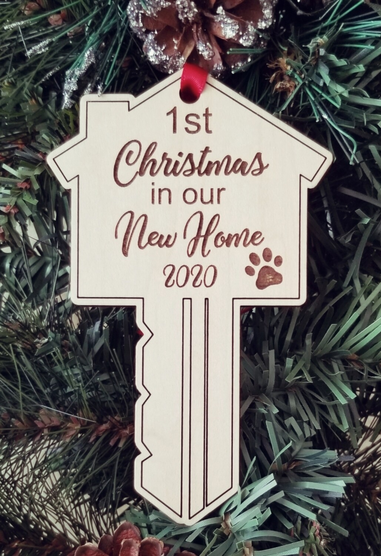 New Home Ornament