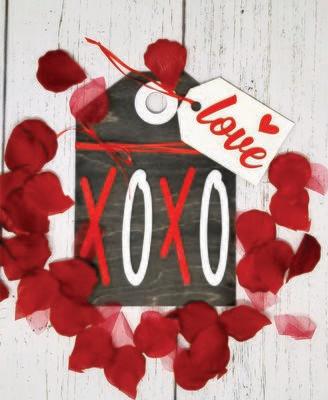 Valentine XOXO DIY Kit