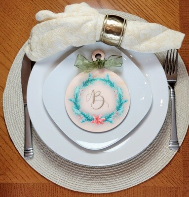 Place setting Tags