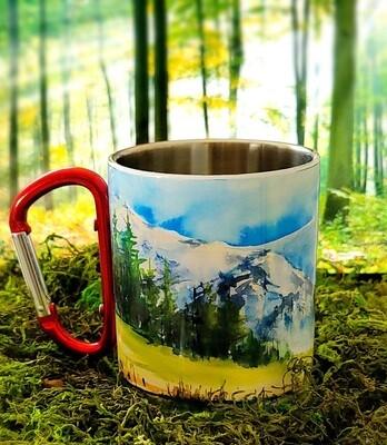 Camp Mug with Clip