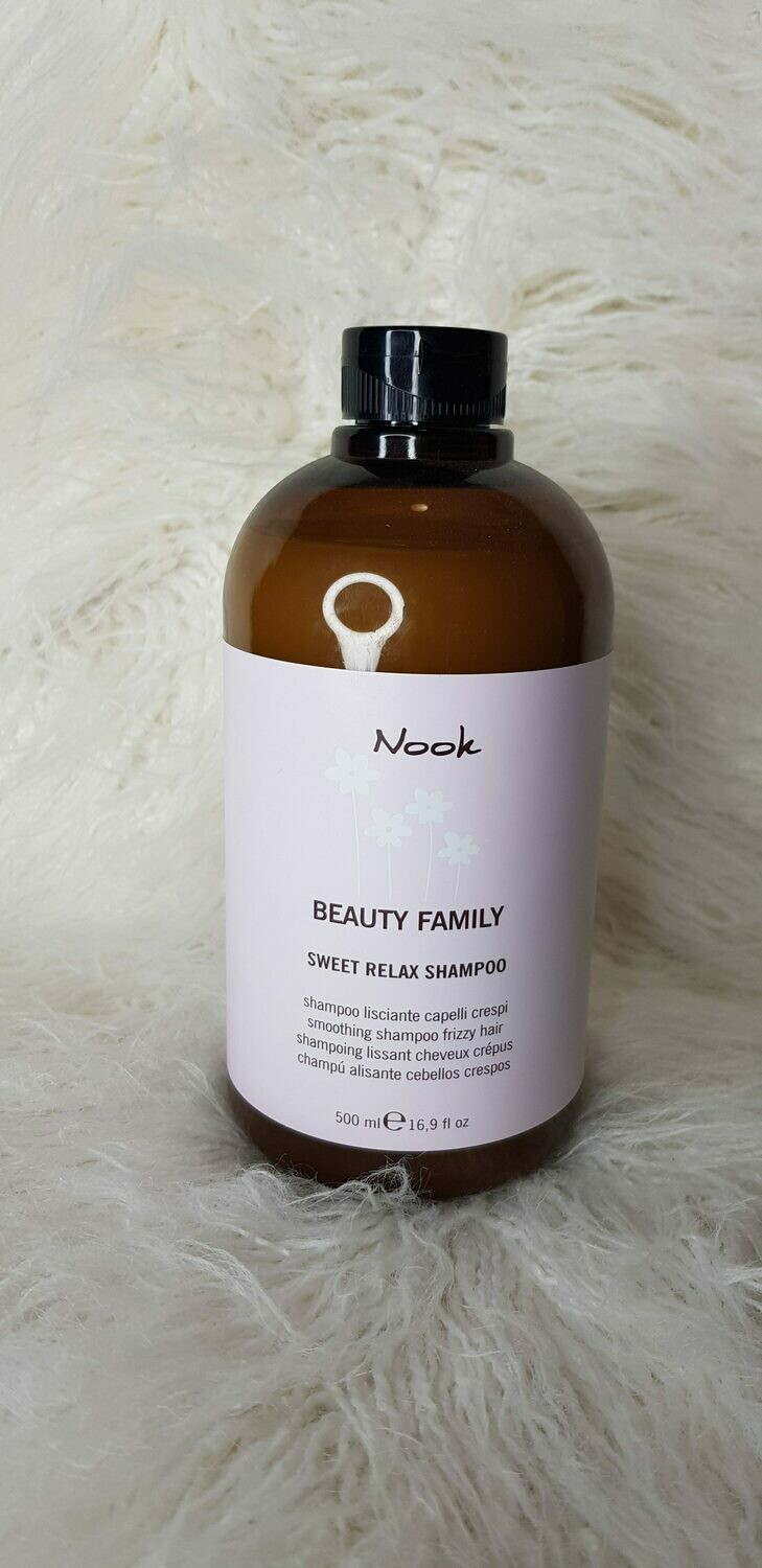 Nook Beauty Family Sweet Relax Shampoo 500ml