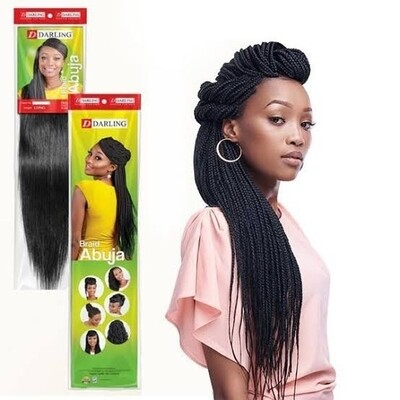 Darling Abuja Braid - Long