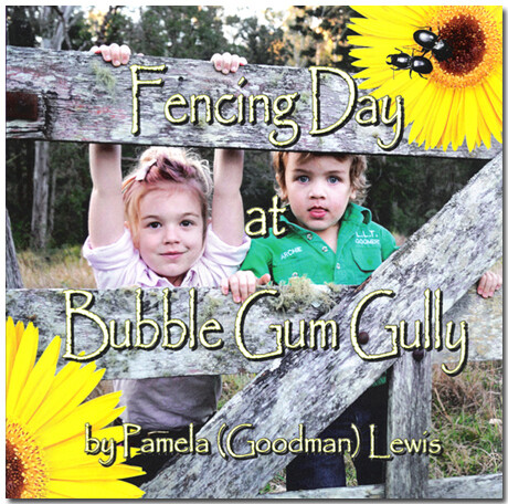 Fencing Day At Bubble Gum Gully