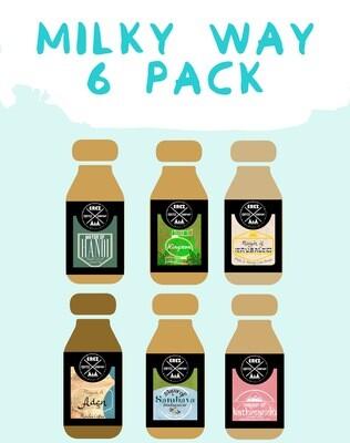 Milky Way 6 Pack!
