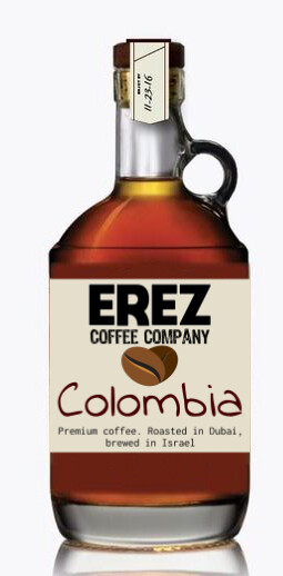 Premium Coffee Colombia