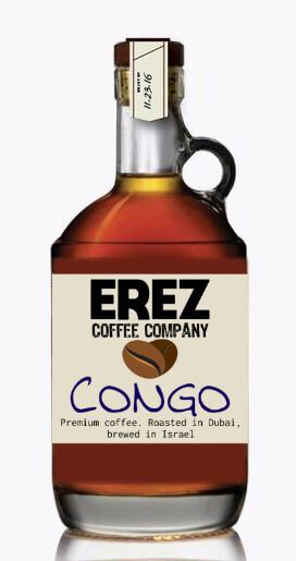Premium Coffee Congo