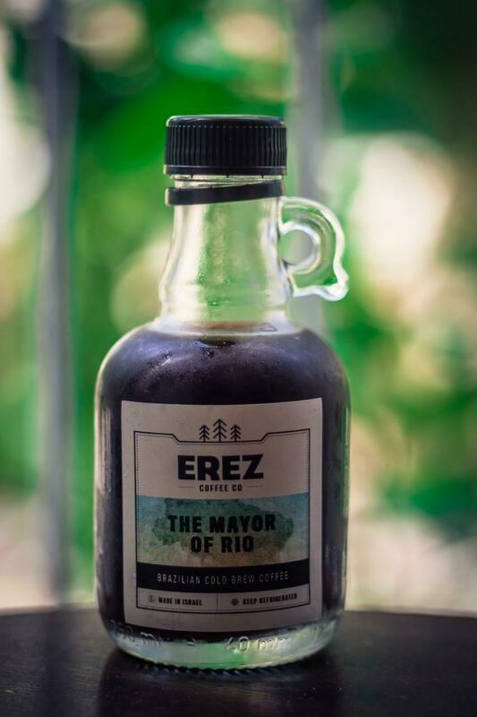 The Mayor of Rio de Janeiro - Small Black Coffee