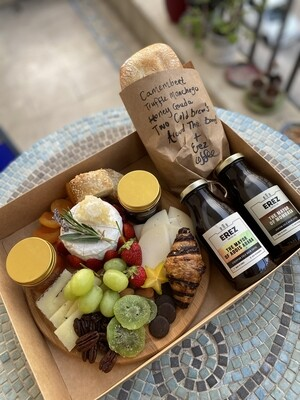 Breakfast and Coffee Package