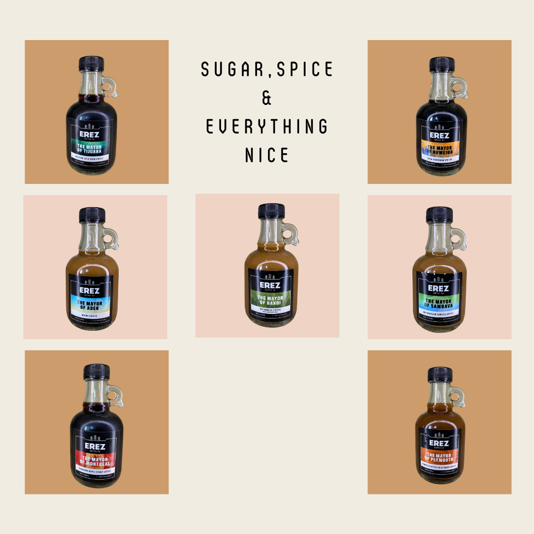 Sugar, Spice, & Everything Nice taster Pack!