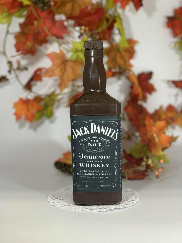 Chocolate Jack Daniel's Bottle