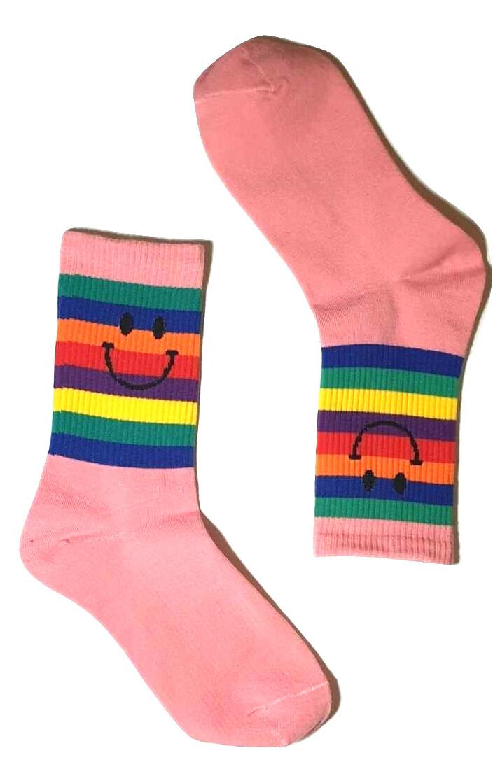 Rainbow Socken (Pink)