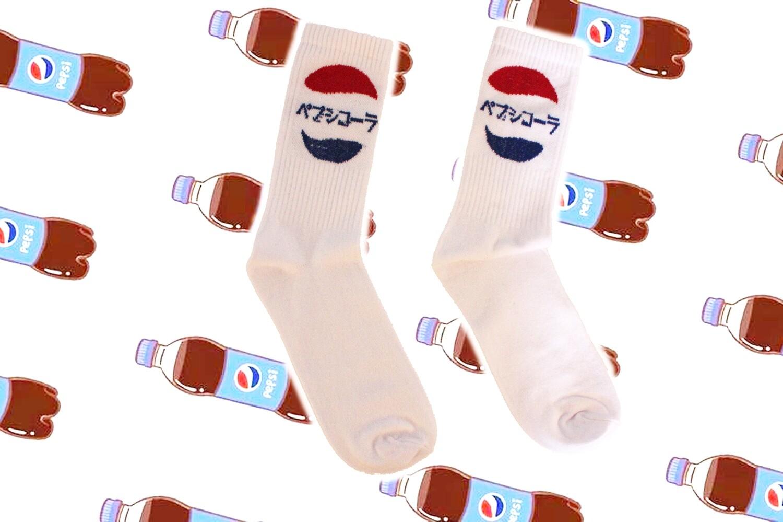 Pepsi socken 🧦 🥤🧊