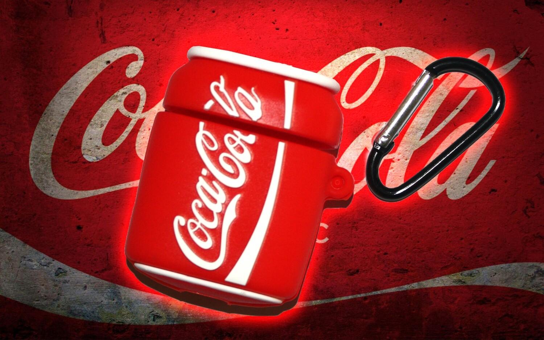 Cola Airpods (1,2) Case 🥤