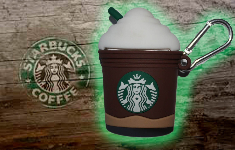 Starbucks Airpods (1,2) Case 🥫