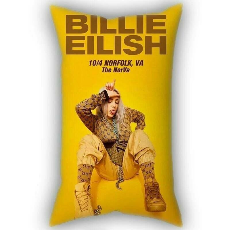 Kissenhülle mit Billie 💛
