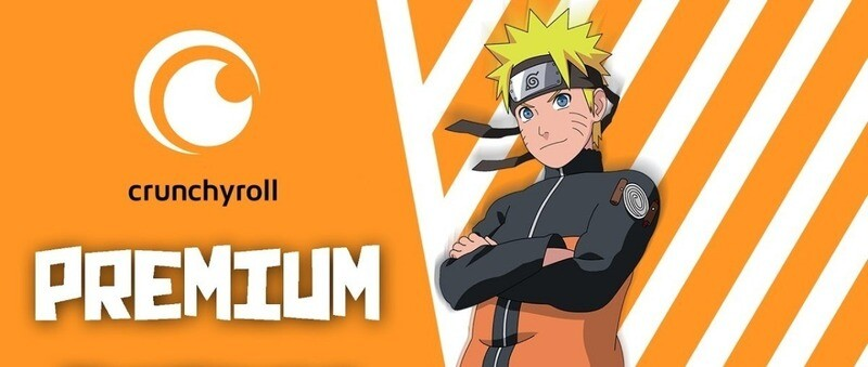 Konto Crunchyroll Premium
