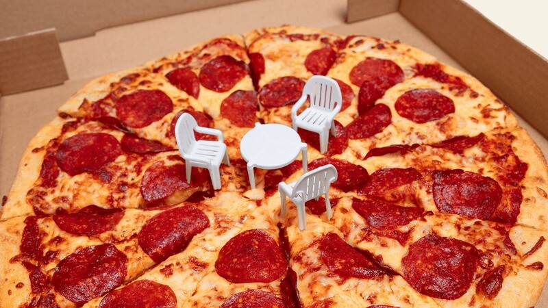 $20.00 for 4 Pizzas! (Feeds 16 people), Burgers or Chicken