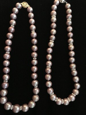 Lavendar Pearls